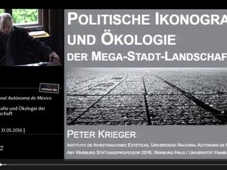 Politische Ikonographie und Ökologie der Mega-Stadt-Landschaft