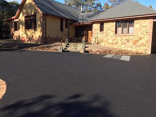 Asphalt, asphalt paving, asphalt driveways, asphalt paths, asphalt carparks, landscape construction