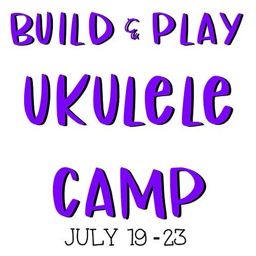 Ukulele Camp - Full Payment