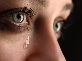 Is it ok to break down into tears in the workplace?