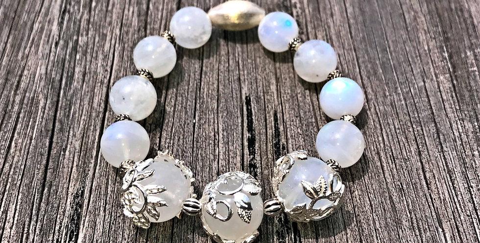 """Moon Eclipse"" Bracelet"