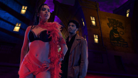 A scene from Badass Monster Killer by TFO Productions (2015).