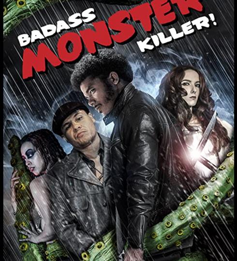 Promo for Badass Monster Killer (2015)