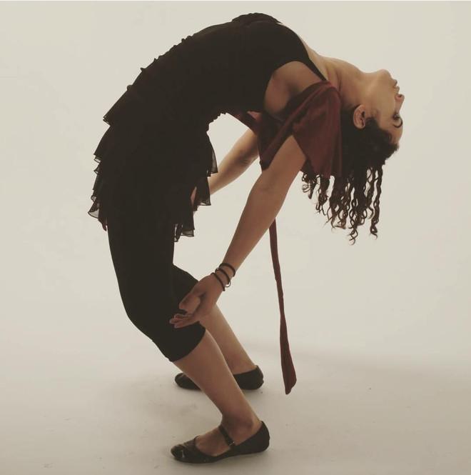 "Cecilia Qu'in in a promo shot from anti-trafficking documentary ""Agape"" (2016)."