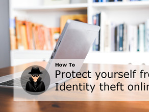 How To Protect Yourself from Identity Theft Online