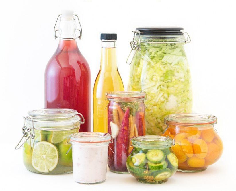 Fermented foods & beverages