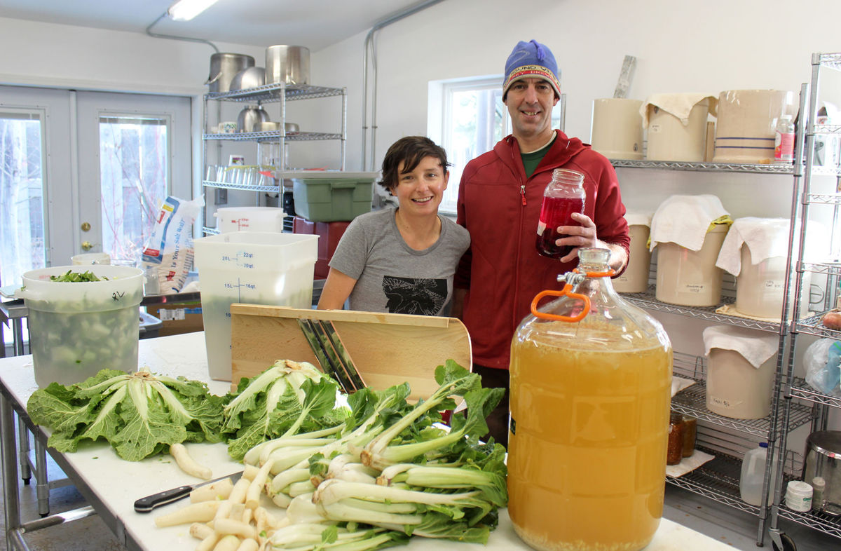 House of Ferments Erin & Matt