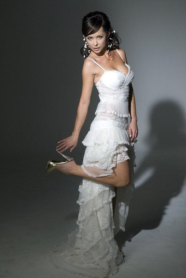 שמלות כלה סקסיות
