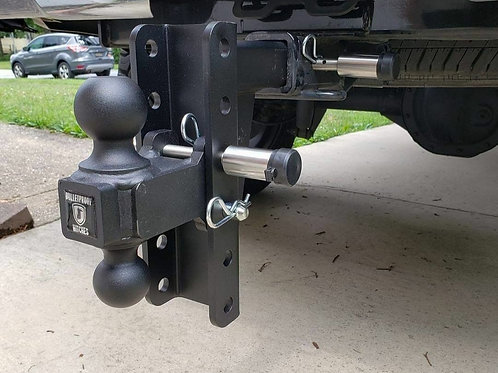 Bullet Proof Hitch 2.5 inch Hitch