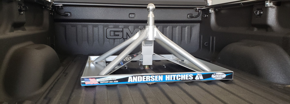 OUR BEST FIFTH WHEEL HITCH. EVER. The Ultimate 5th Wheel Connection