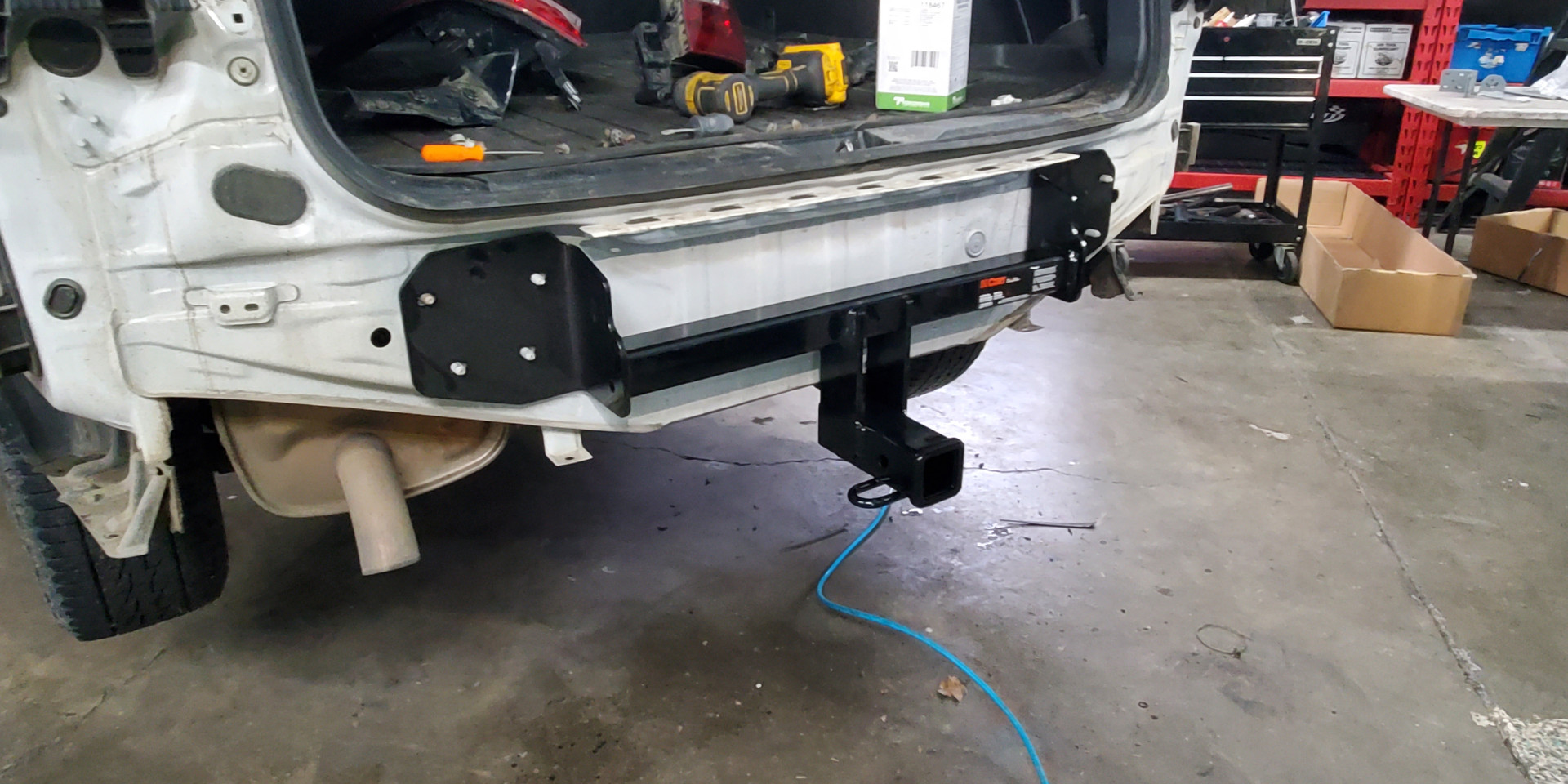 Trailer hitches sold and Installed