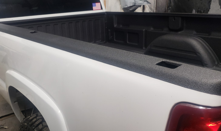 Xtreme coatings Spray on bed liner