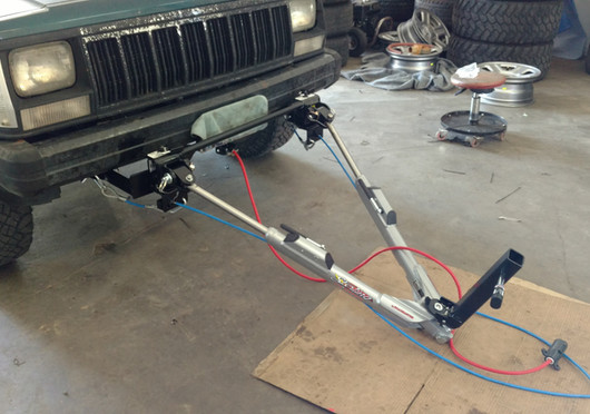 Roadmaster tow bar sterling