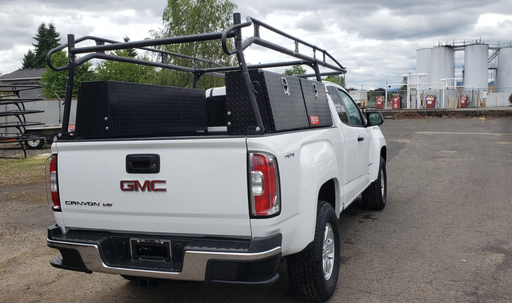 Ladder Racks and Tool Boxes Sold And installed