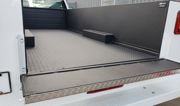 Top Of the Line X treme coatings bedliner