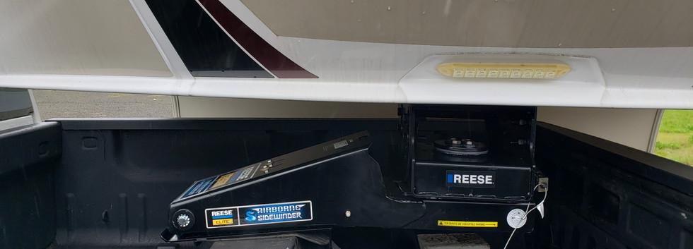 Reese Sidewinder Pin box