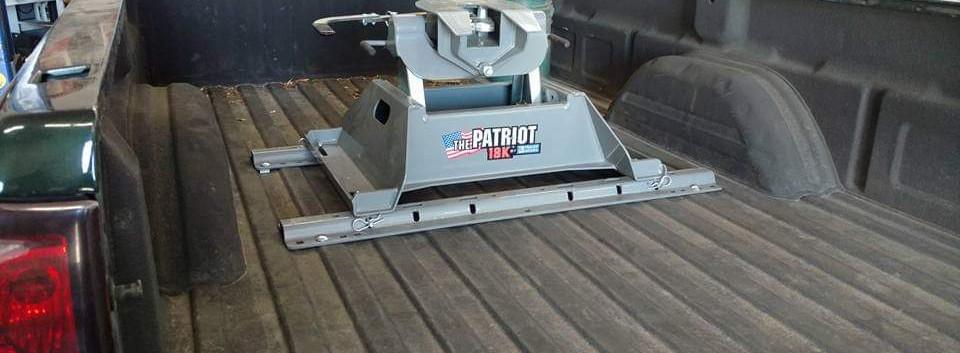 B&W Patriot Hitch