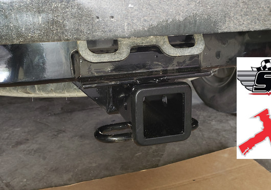 Trailer hitches soldand and installed