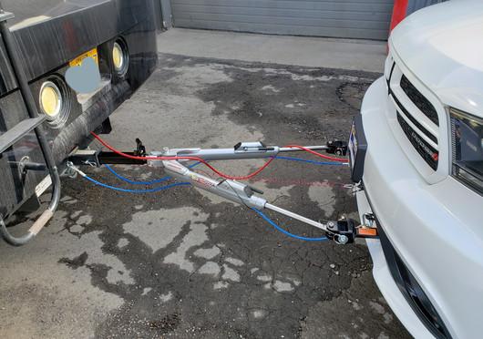 Roadmaster Tow Bar and Braking System