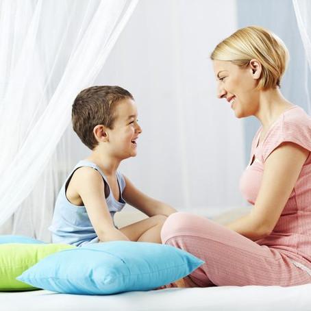 Como demonstrar respeito pela criança