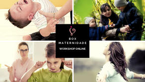 Box Maternidade - Workshop online