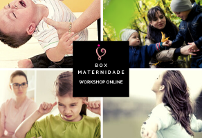 Box Maternidade - Workshop online