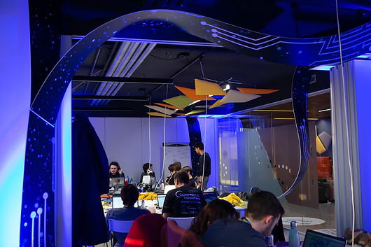 Copernicus Hackathon - Foto Lisa Dal Lago