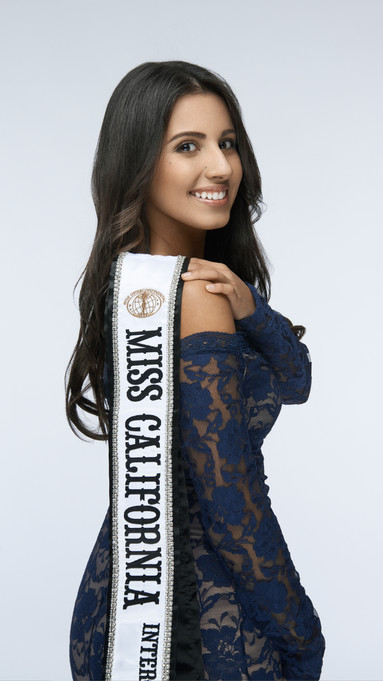 Miss California Intercontinental 2015 Fi