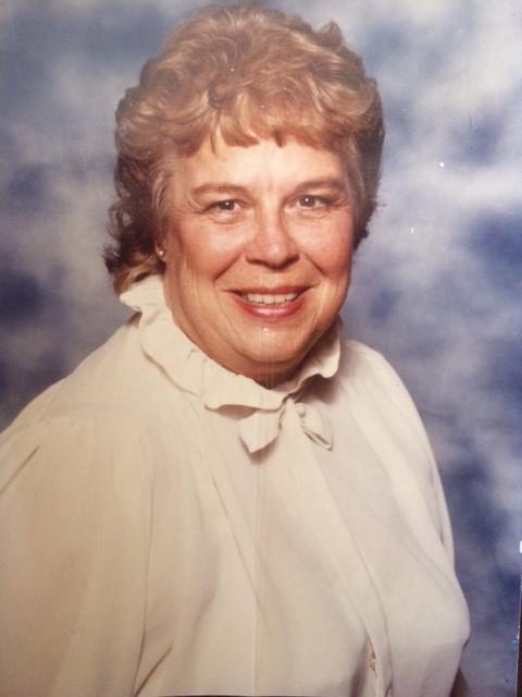 Dorcas Senum, my adoptive mother and a stoic registered nurse