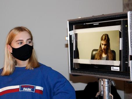 Filming Self-Charm by Ella Greenwood