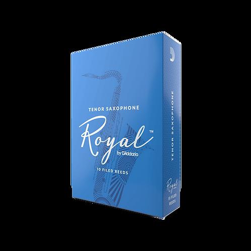 Rico Royal Tenor Saxophone Reeds x10