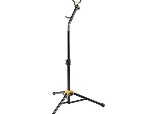 Hercules DS730BB Tall Alto?Tenor Saxophone Stand with Auto Grip