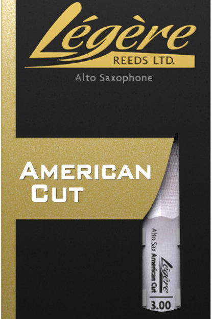 Legere American Cut Synthetic Alto Saxophone Reeds