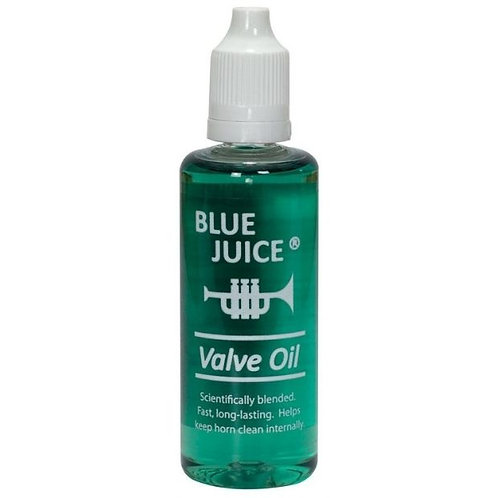 Blue Juice Valve Oil (60ml)