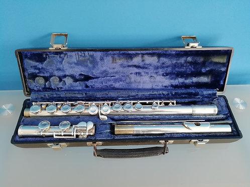 Reconditioned Gemeinhardt M2 (C488**) Flute