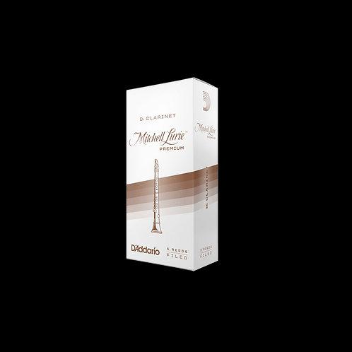 Mitchell Lurie Premium Bb Clarinet Reeds x5