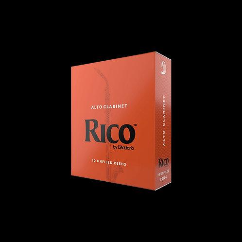 Rico Alto Clarinet Reeds x10