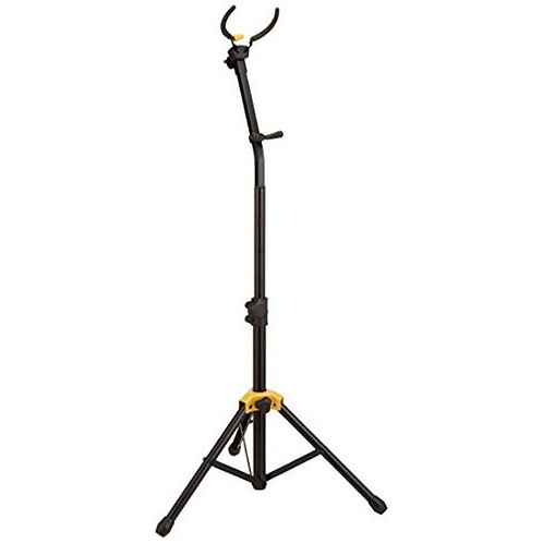 Hercules DS730BB Tall Alto/Tenor Saxophone Stand with Auto Grip