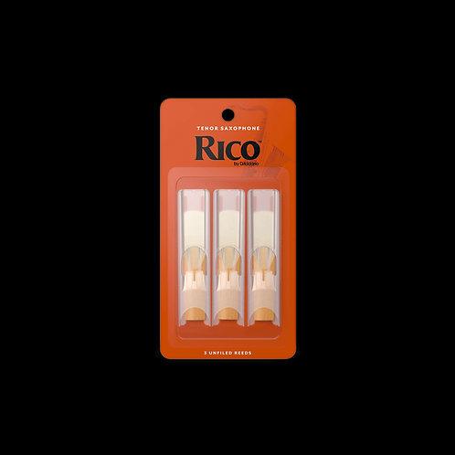 Rico Tenor Saxophone Reeds 3-Pack