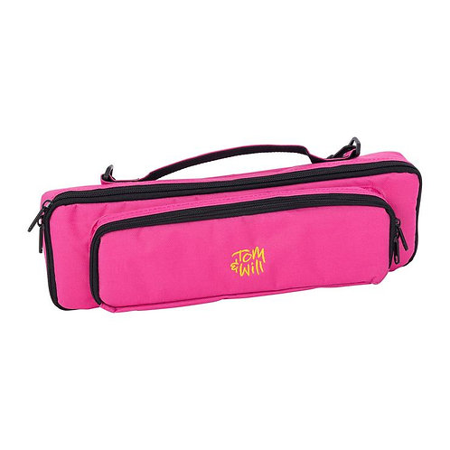 Tom & Will Flute and Piccolo Case Cover - Pink