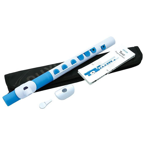 Nuvo TooT Outfit - White/Blue