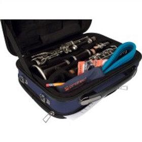 Protec Bb Clarinet ZIP Case (Various Colors)