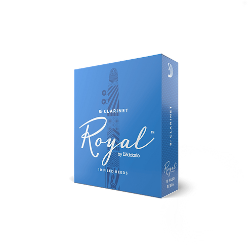 Rico Royal Bb Clarinet Reeds x10