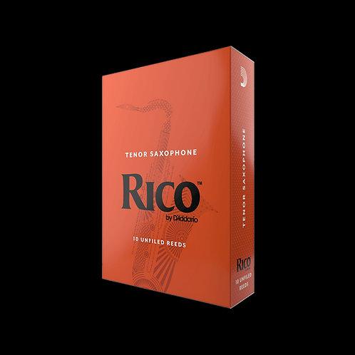Rico Tenor Saxophone Reeds x10