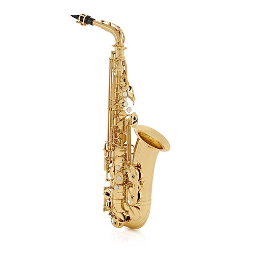 Yamaha YAS480 Intermediate Alto Saxophone Outfit