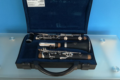 Reconditioned Buffet B12 (760186) Bb Clarinet