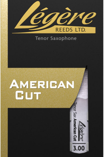 Legere American Cut Synthetic Tenor Saxophone Reed