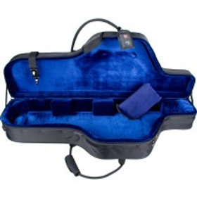 Protec Baritone Low A & Bb Saxophone ProPac Case - Contoured