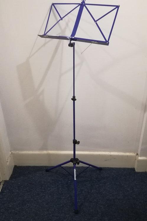Blue Kinsman Music Stand