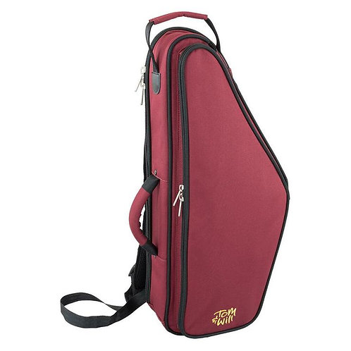 Tom & Will Alto Saxophone Gig Bag -Burgundy